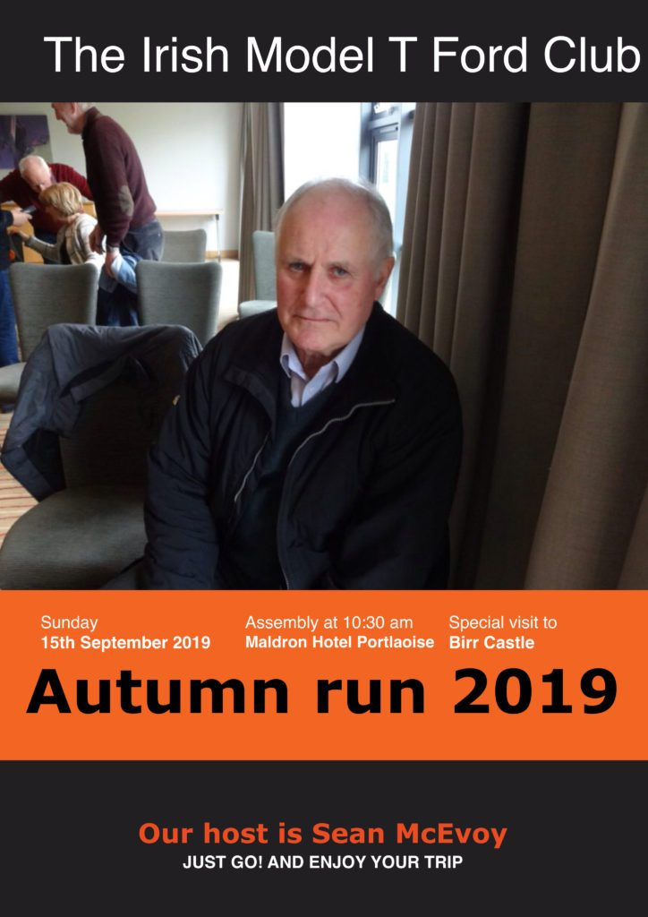 Autumn Run September 2019
