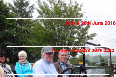 27th Annual Rally Ballycastle June 2016